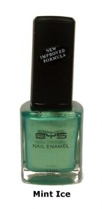 <b>BYS Nail Polish - Mint Ice No. 22</b>